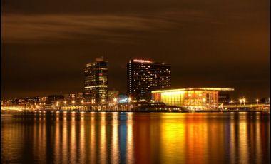 Viata de noapte in Amsterdam