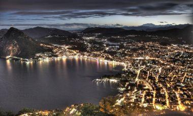 Viata de noapte in Lugano