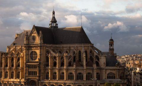 Biserica Saint Eustache din Paris