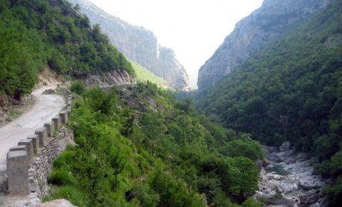 Parcul National Dajti din Tirana