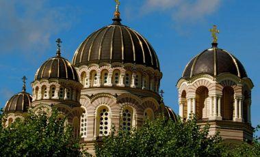 Biserica Ortodoxa Buna Vestire din Riga