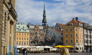 Piata Centrala din Riga