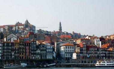 Piata Ribeira din Porto