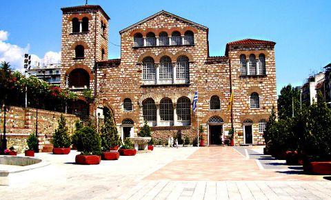 Biserica Sfantul Dimitrios din Atena