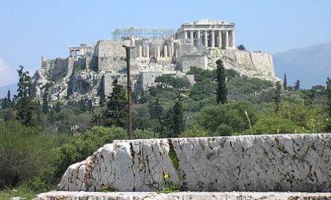 Dealul Pnyx din Atena