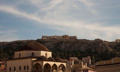 Muzeul de Arta Populara Greceasca din Atena