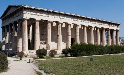 Templul lui Hefaistos din Atena