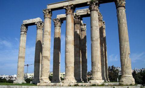 Templul lui Zeus din Atena