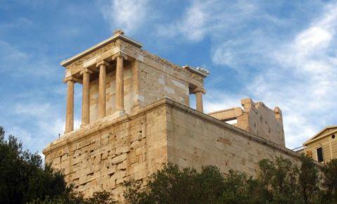 Templul Zeitei Atena Nike din Atena