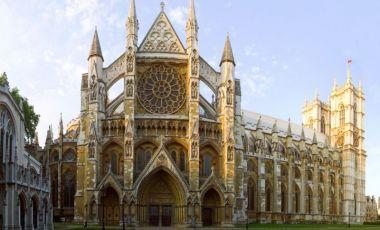 Abatia Westminster Abbey din Londra