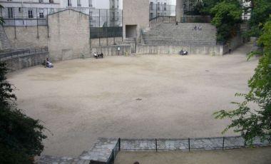Amfiteatrul Arena Lutece din Paris