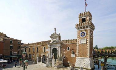 Arsenalul din Venetia