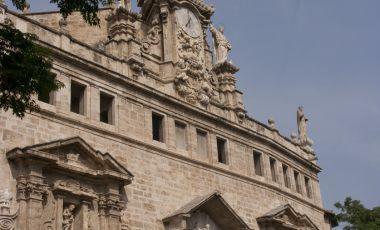 Biserica Santos Juanes din Valencia