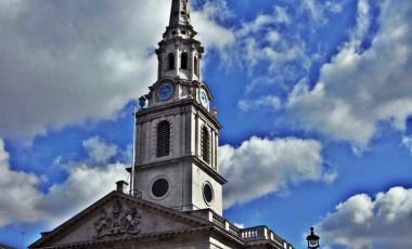 Biserica St. Martin in the Fields din Londra