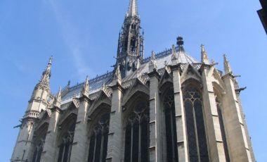 Capela Sfanta din Paris
