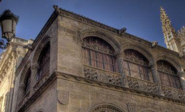 Cladirea La Lonja din Granada