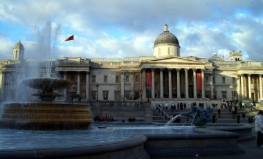 Galeria Nationala de Picturi si Portrete din Londra