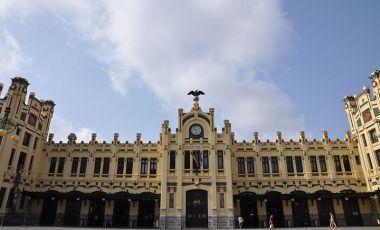 Gara de Nord din Valencia