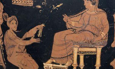 Misterele Eleusine din Atena