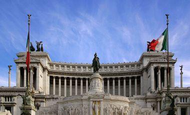 Monumentul National Vittorio Emanuele II din Roma
