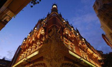 Palatul Muzicii Catalane din Barcelona