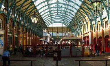 Piata Covent Garden din Londra