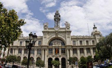 Sediul Postei din Valencia