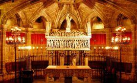 Catedrala Gotica La Seu din Barcelona