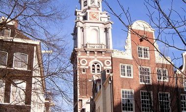 Biserica Zuiderkerk din Amsterdam
