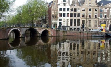 Canalele din Amsterdam