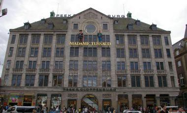 Muzeul Madame Tussauds din Amsterdam