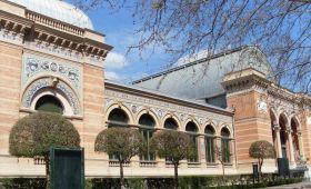 Parcul Retiro din Madrid