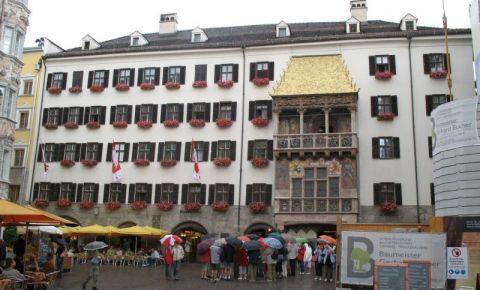 Acoperisul Auriu din Innsbruck