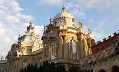 Castelul Vajdahunyad din Budapesta