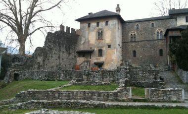 Castelul Visconti din Locarno