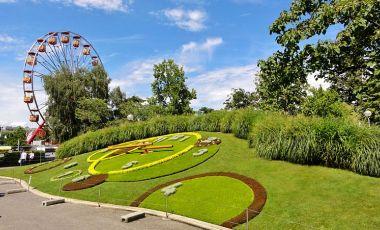 Ceasul Floral din Geneva