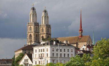 Marea Catedrala din Zurich