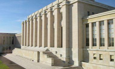 Palatul Natiunilor din Geneva