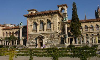 Palatul Rumine din Lausanne