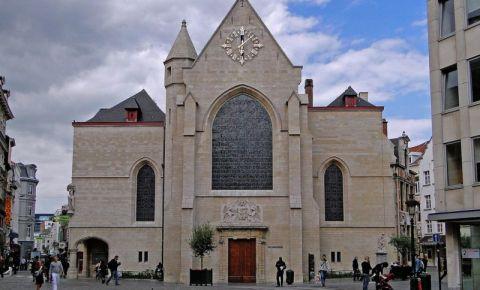 Biserica Sfantul Nicolae din Bruxelles