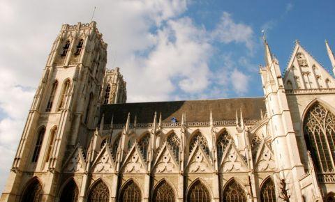 Catedrala Sfantii Mihaiil si Gudula din Bruxelles