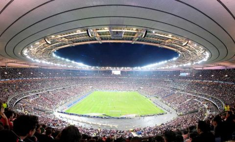 Stadionul Velodrome din Marsilia