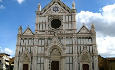 Bazilica Santa Croce din Florenta