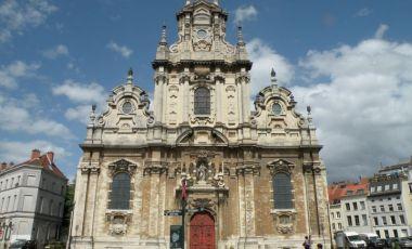 Biserica Sfantul Ioan Botezatorul din Bruxelles