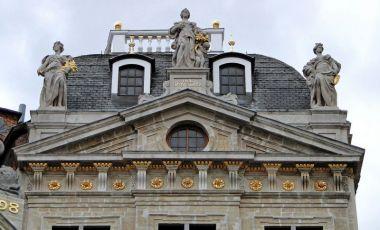 Cladirea Le Cygne din Bruxelles