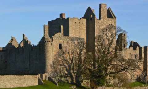 Castelul Craigmillar din Edinburgh