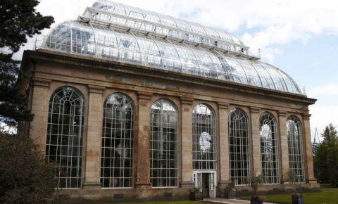 Gradina Botanica Regala din Edinburgh