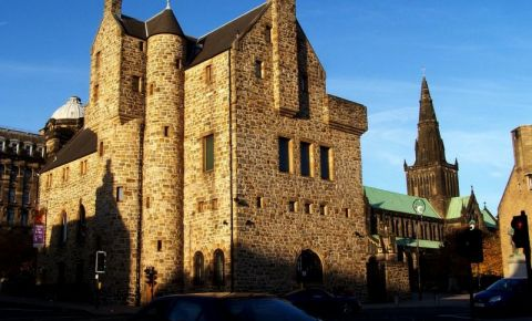 Muzeul Artei si Vietii Religioase Saint Mungo din Glasgow