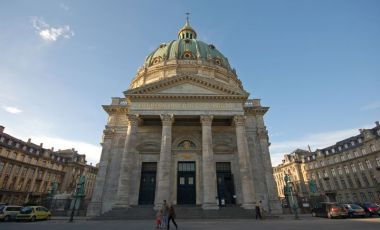Biserica de Marmura din Copenhaga