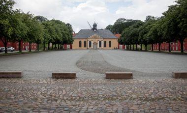 Citadela Frederikshavn din Copenhaga